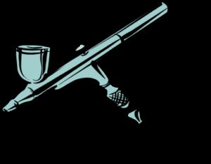 Аэрограф и Я - логотип